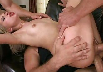 Three Cocks For Sasha Rose