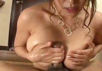 Amazing fuck with busty Japan model Ruri Kouda - 12 min