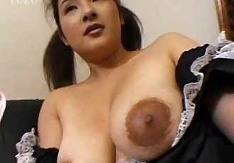 Hot milf gets nasty on a fat dong - 8 min