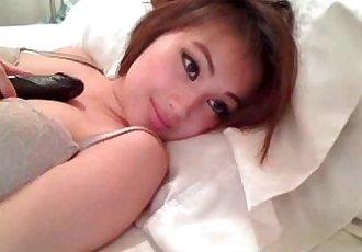 Asian Webcam Teen Masturbating Video - 13 min