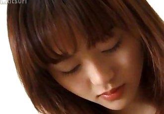 Nasty solo by hot milf Nanami - 8 min