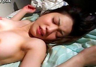 Sexy Nozomi Momoi fucked very hard - 8 min