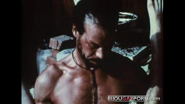 Scene from the First Gay Black Feature, MR. FOOTLONG\