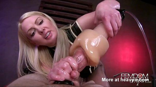 *Cock Milking By Machine