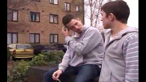 British Chav Threesome