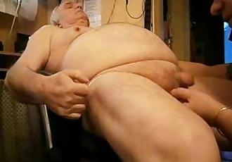 Grandpa big belly