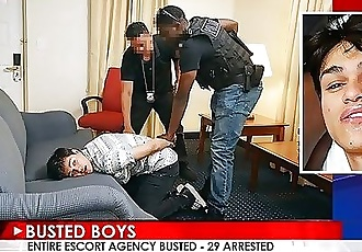 Busted Boys - Jason Wolf - Dunked And Dominated