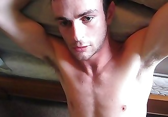 Fisting and abusing an amateur twink porn star slut with hot hairy armpits.