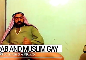Arab gay Libyas most vicious fucker, caught while cumming