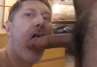 hairy huge cock