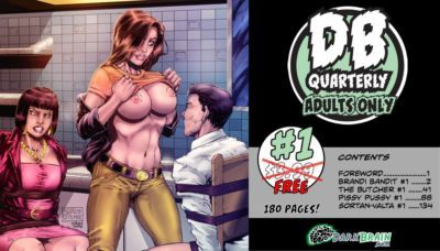 DarkBrain Quarterly #1