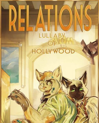 Captain Nikko Relations (ch1 + ch2 + extras) (ongoing)