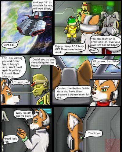 Moltsi Good Bye Star Fox (Star Fox) On-Going