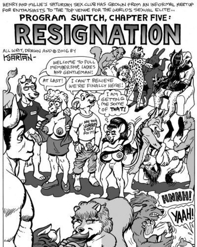 Orgy cartoons