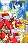 Palcomix FoXXXes (Sonic the Hedgehog- Star Fox) - part 2
