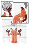 Akiric/Kulkum The Broken Mask (Zootopia) () On Going - part 2