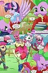 Palcomix Sex Ed with Miss Twilight Sparkle (My Little Pony: Friendship is Magic)