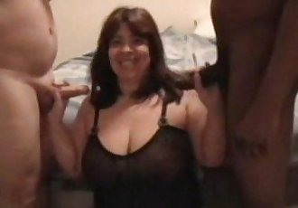 Milf interracial 3 some - 20 min