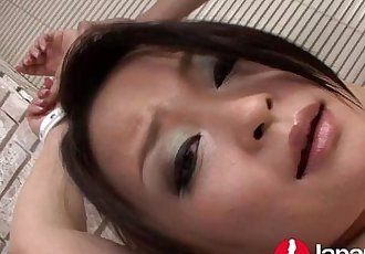 JAPAN HD Busty Squirting Japanese Slave - 13 min HD