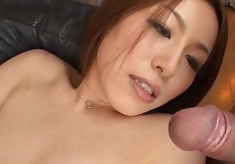 Boss jerking off as she wanks with her clitty - 41 sec