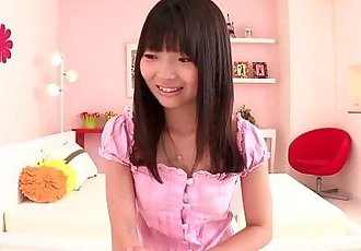 Japanese teen naked in front of six dudes - 8 min HD