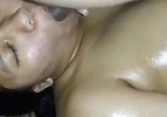 Indian BBW masturbating and sucking - 13 min