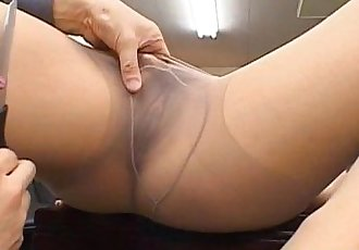 Misaki Inaba nailed at job - 10 min