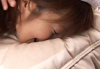 Kinky Akane Mochida nailed hard - 5 min