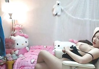 Korea girl webcam sex - 10 min