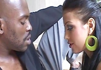 Hot Asian Maya Fucked Hard By A Black Guy - 15 min