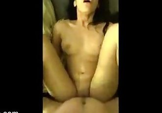 Sexual asian girl loud moaning fuck and squirt @ http://www.pornicula.com - 8 min