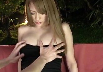 Sweet toy porn scenes with young Nami Itoshino - 12 min