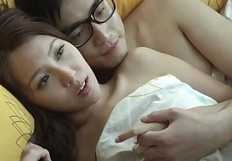 Beautiful amateur Chinese girl boldest lovemaking with bf PART 3 - 2 min