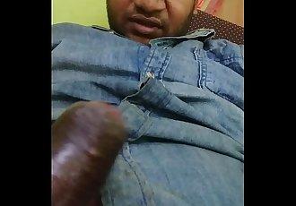 Indian SupermaN Black Cock 1 min 14 sec 720p