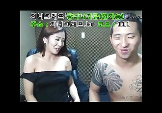 한국 국산 노모 성인방송 BJ 미진이 합방 3 min 720p