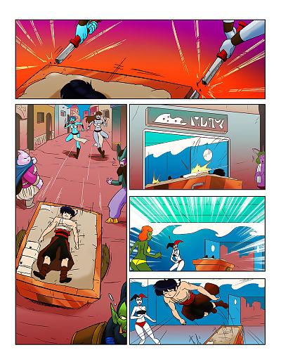Ranma of Mars - part 6