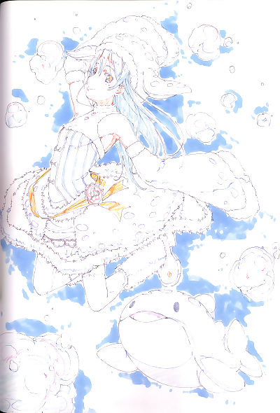 Umi-chan Mori - part 2