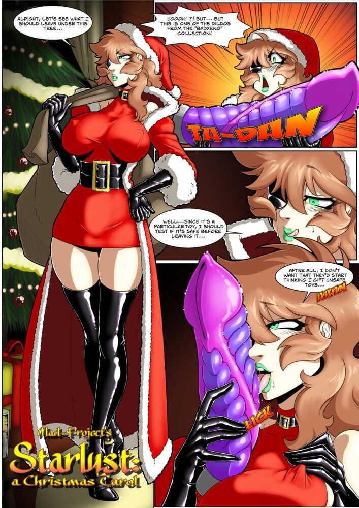 Starlust: a Christmas Carol