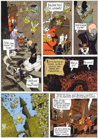 Donjon Parade - Volume 3 - Le jour des crapeaux - part 3