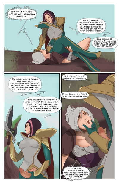 Riven and Fiora