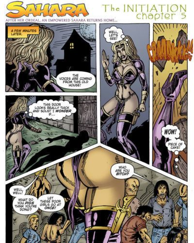9 Superheroines - The Magazine #10 - part 3