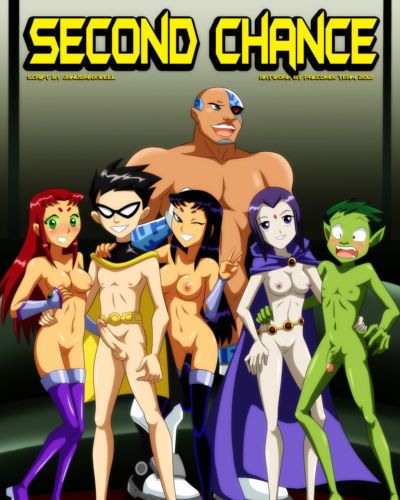 Palcomix Second Chance (Teen Titans)