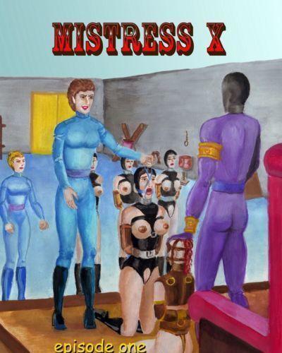 Ldg69 Mistress X #1