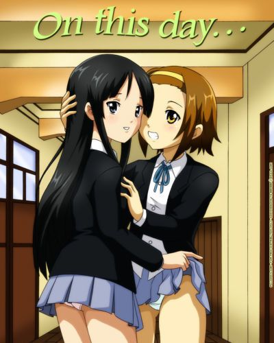 (Palcomix) On This Day... (K-ON!)