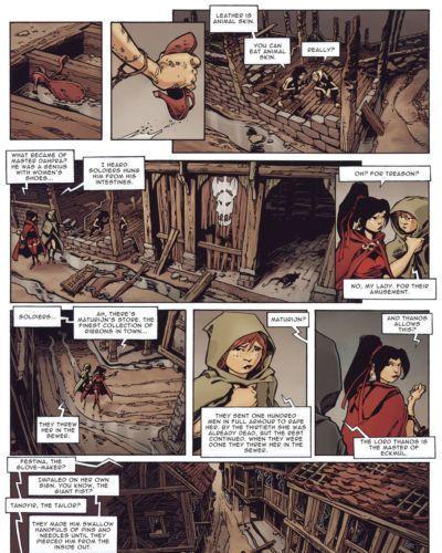 Cixi of Troy - The Secret of Cixi 2nd part - part 2