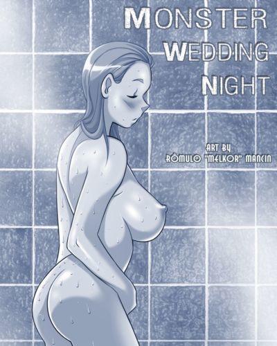 Melkor (Romulo Mancin) Monster Wedding Night