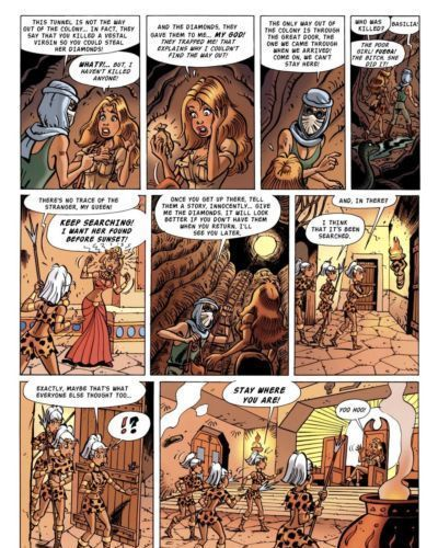 Di Sano A Real Woman 4 - Johanna- Lady of the Sands - part 3
