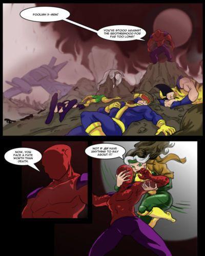 Ian Samson Superhero! (X-Men)