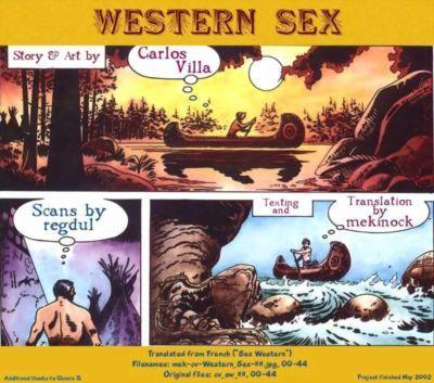 Carlos Villa Western Sex {Mekinok}