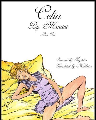 Mancini Celia #1 {Halibut72}